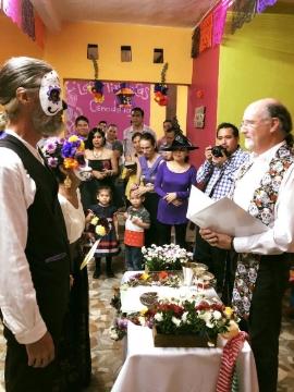 Dia de Los Muertos, Tapachula, Chiapas, Mexico