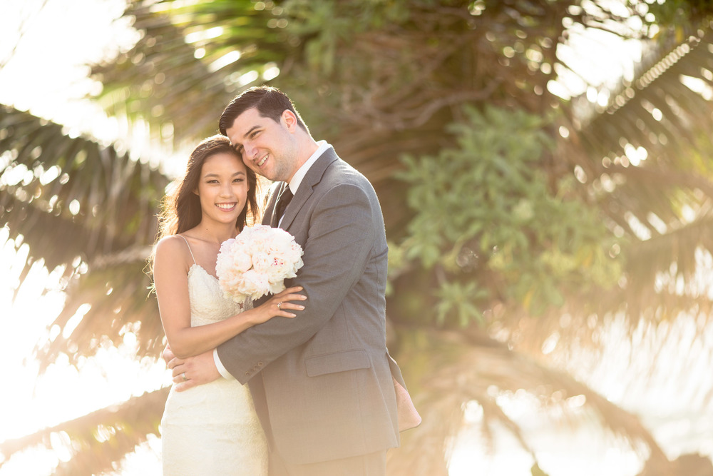 Turtle Bay, Oahu Wedding