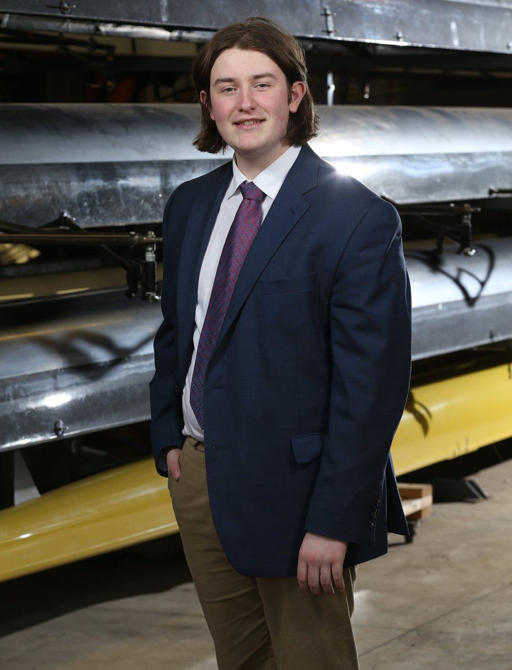 My name is Owen Baird. I am a 16 year old sophomore at McQuaid Jesuit High School and a varsity rower for two years on the McQuaid Jesuit Crew Teams. I am excited to row with Row for Hope so that I can help people suffering from cancer through Camp Good Days and Special Times.