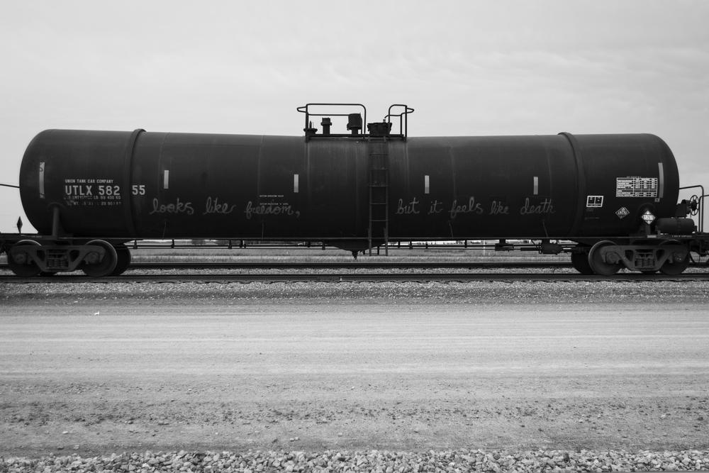 Tanker Car  Stoughton