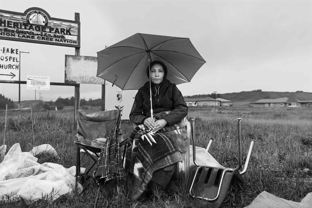 Hunger Strike  Onion Lake Cree Nation