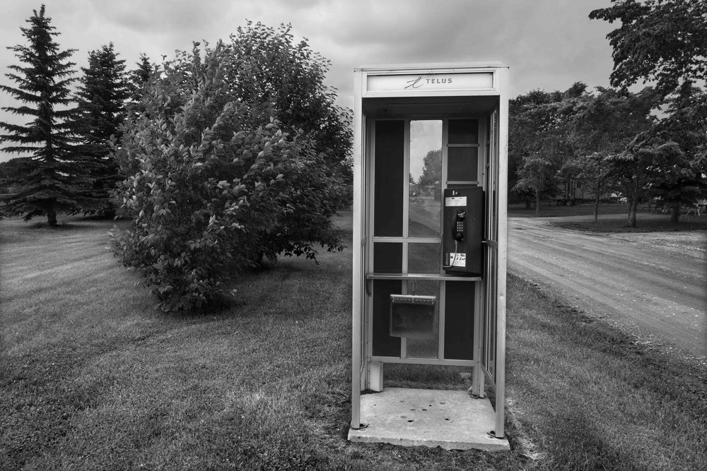 Phone Booth  Lloydminister