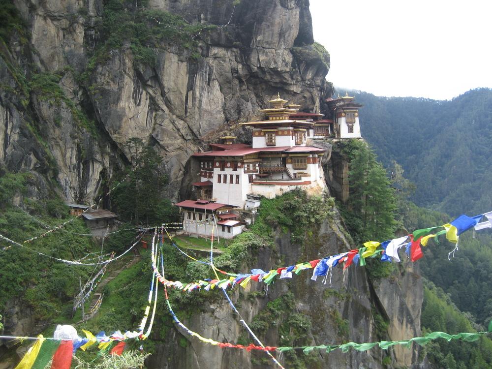 Tiger's Nest, Paro Bhutan