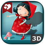 Little Red Ridding Hood 3D 3D Pop-up eBook By Yippee Arts