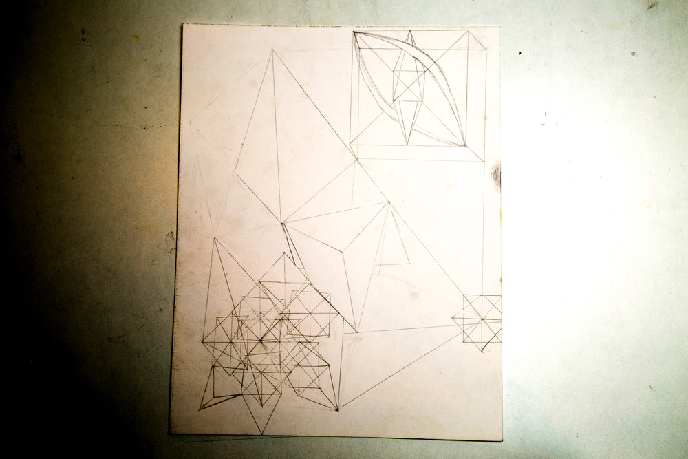 works on paper