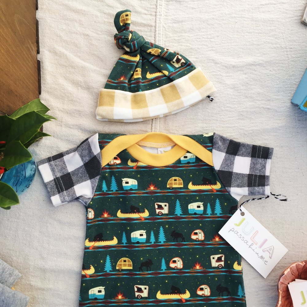 Organic and Handmade Clothing for Little Adventurers -