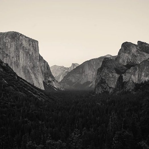 MOUNTAINS (ESPECIALLY YOSEMITE)