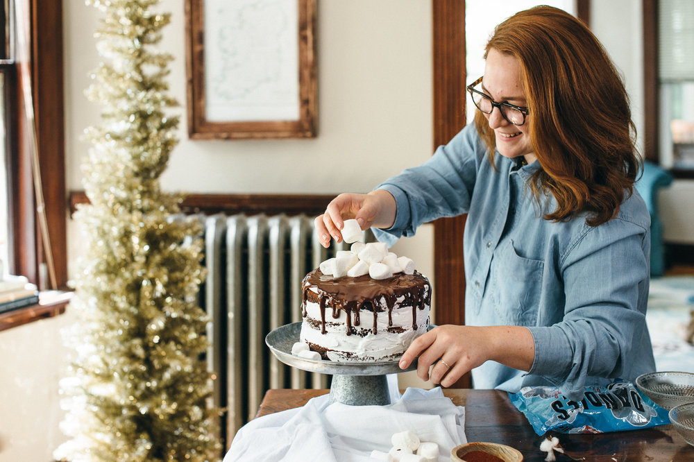 Christmas with King Arthur Flour for Sift Magazine