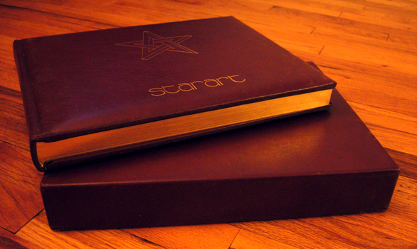 Starart Limited Edition Book