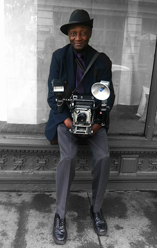 Louis Mendes - Photographer