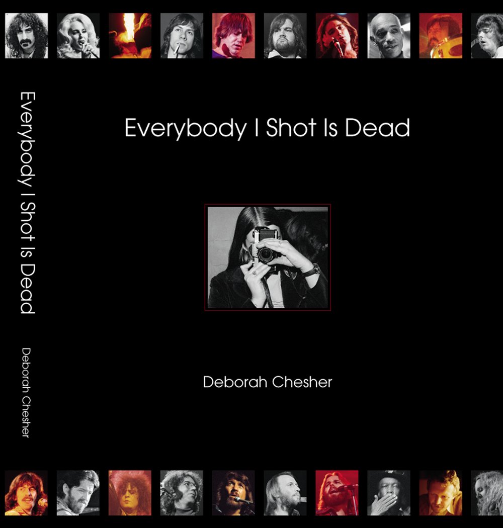 Everybody I Shot Is Dead