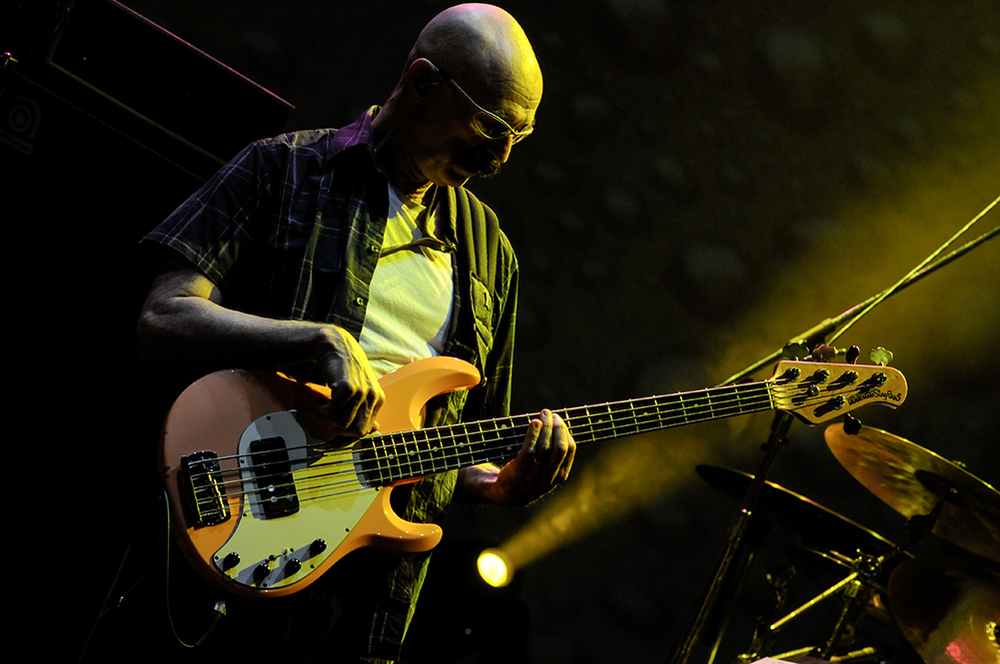 Tony Levin (Liquid Tension Experiment)