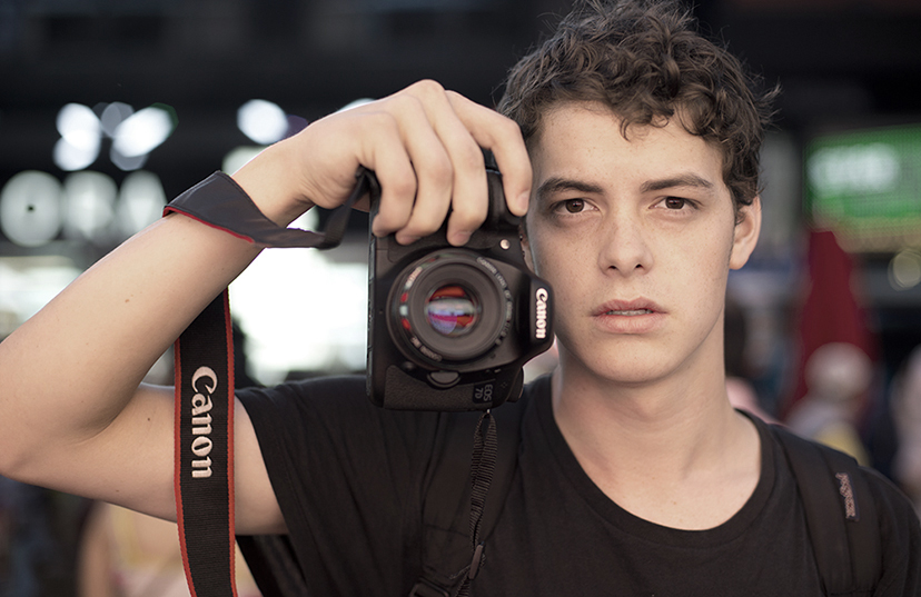 Israel Broussard - Actor/Photographer