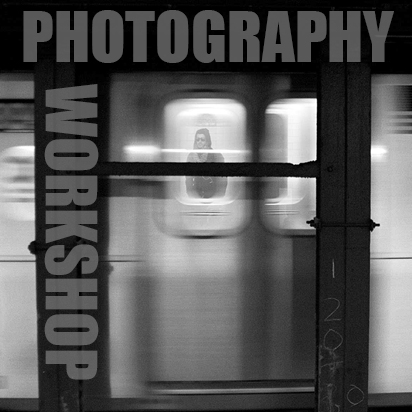 Photography Workshop: The Urban Excursion is an exclusive three-part fine art photography workshop that will inspire your creativity and arm you with the tools to shoot professional-quality photographs.