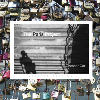 THE PARIS PROJECT The Paris Project coffee-table book is a Limited Edition of 50 copies numbered and signed.