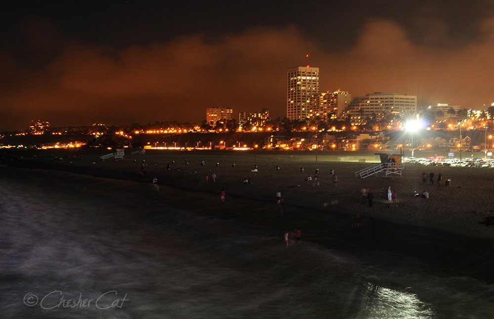 Santa Monica Beach, 2013   Shot on Nikon D300 10/02/10 Posted 10/09/17
