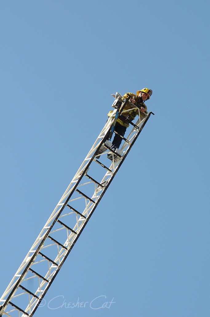 Fireman, 2009   Shot on Nikon D300 1/18/09 Posted 2/16/18