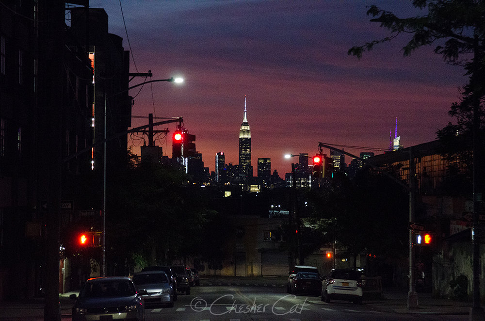 Sunset Over Manhattan, 2018   Shot on Nikon D7000 06/29/2018 Posted 06/29/2018