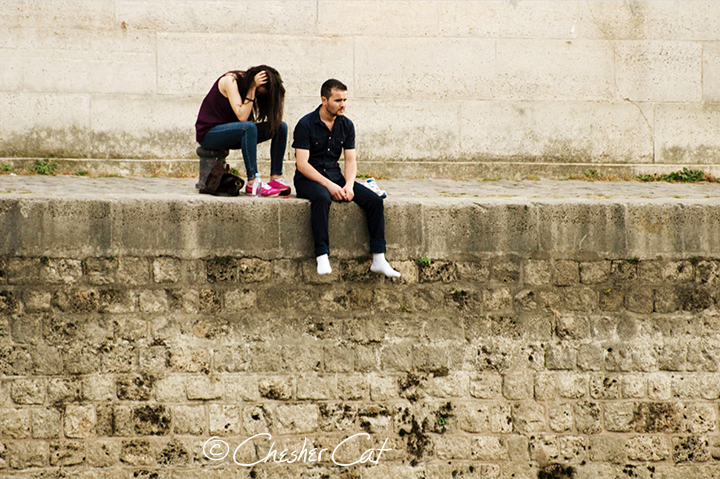 Breaking Up in Paris, 2016 Shot on Nikon D800 7/26/16 Posted 09/05/18