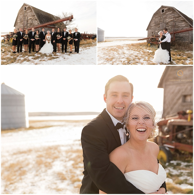 Saskatchewan Wedding Photography: Cam + Kaleigh {Eston, Saskatchewan Wedding Photography