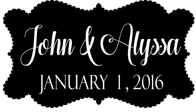 WEDDING LOGO 2