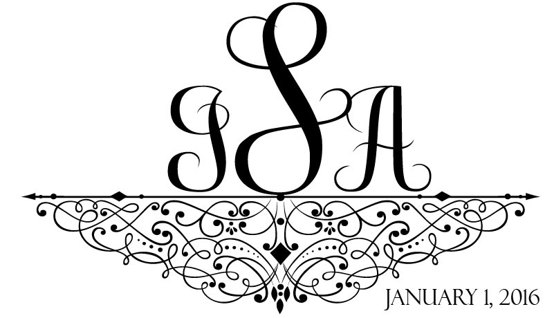 WEDDING LOGO 8
