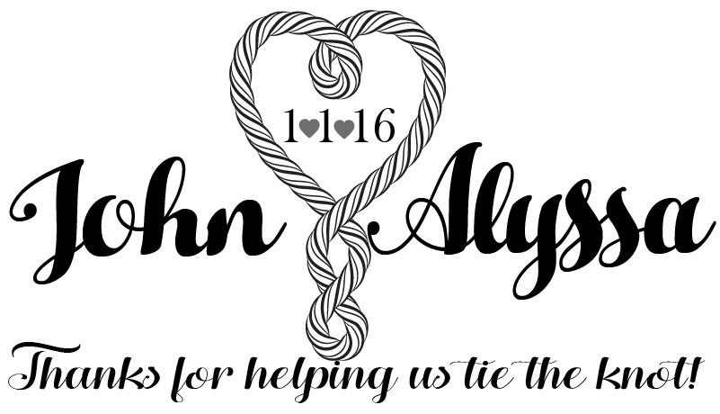 WEDDING LOGO 17