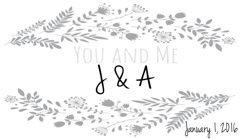WEDDING LOGO 26