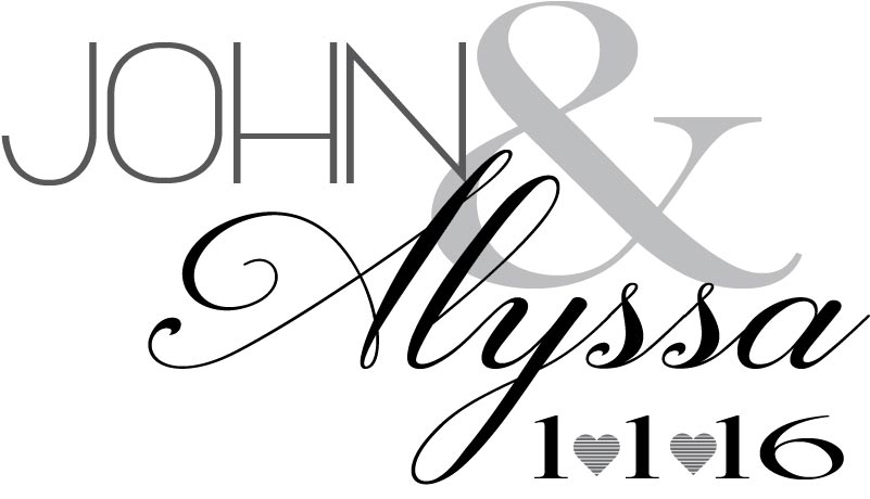 WEDDING LOGO 27