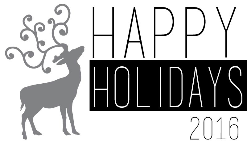 HOLIDAY LOGO #1