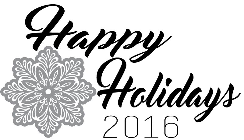 HOLIDAY LOGO #2
