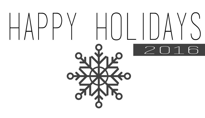 HOLIDAY LOGO #8