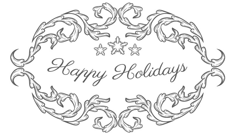 HOLIDAY LOGO #11