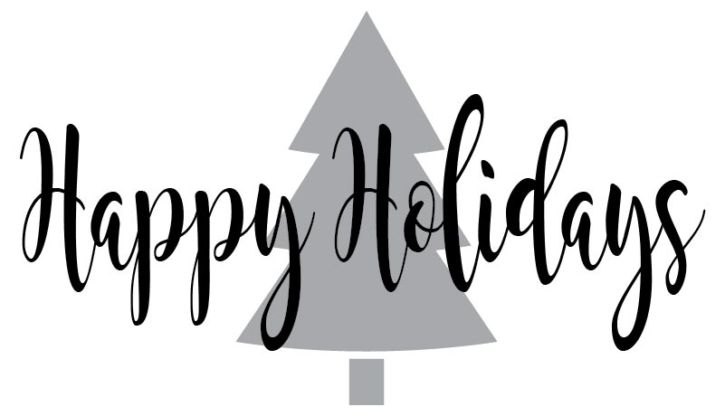 HOLIDAY LOGO #12