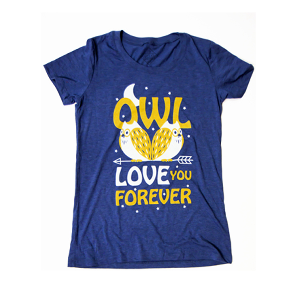 Womens - Owl Love You - Crew