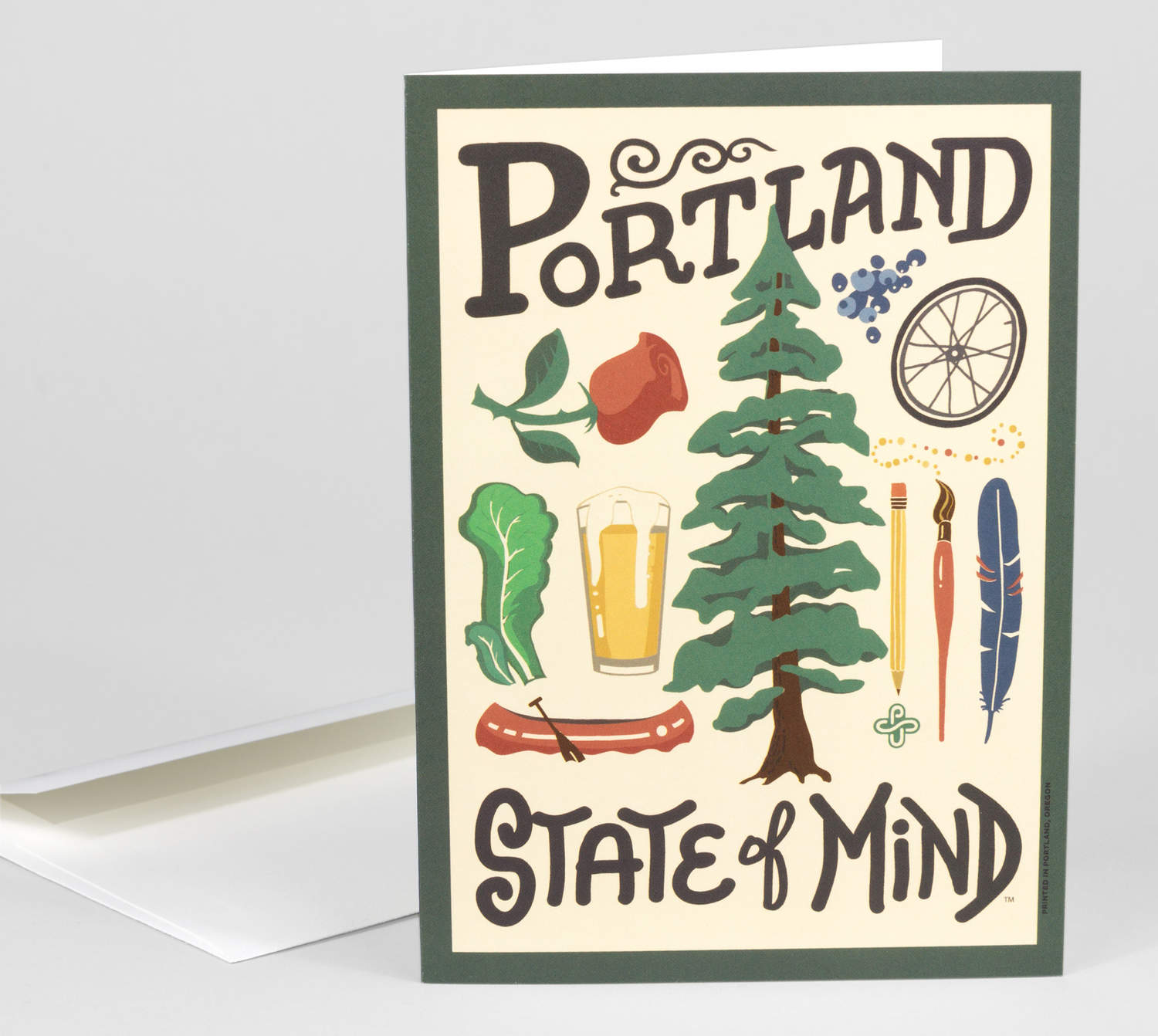 Portland State Of Mind Card The Victory Garden Of Tomorrow