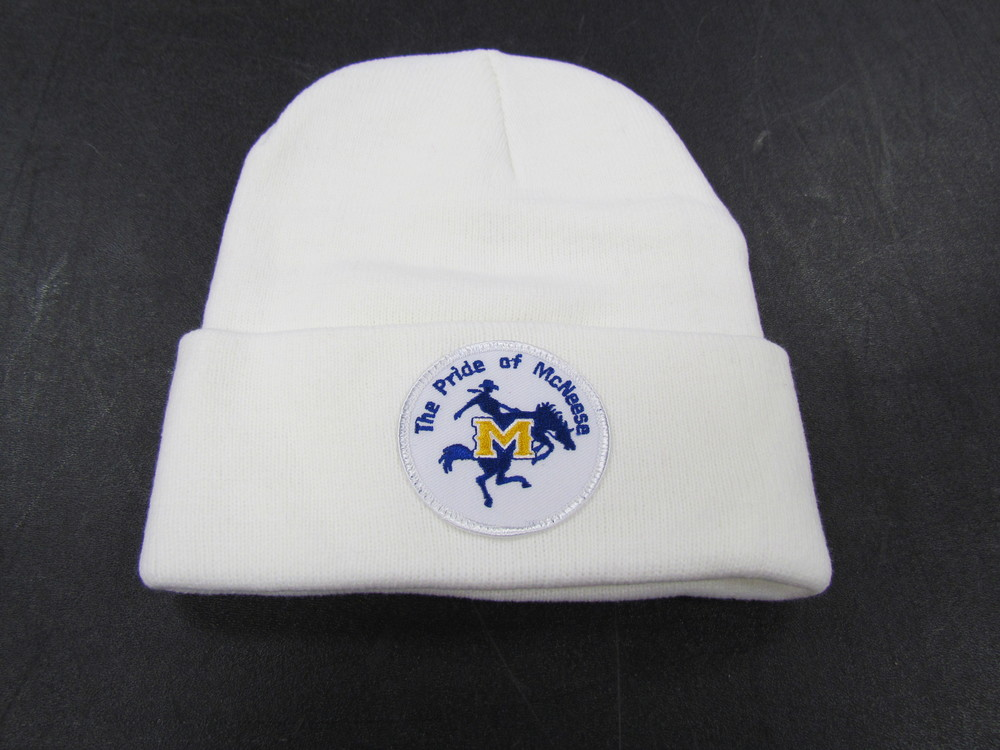 Pride of McNeese Cold-Weather Beanie