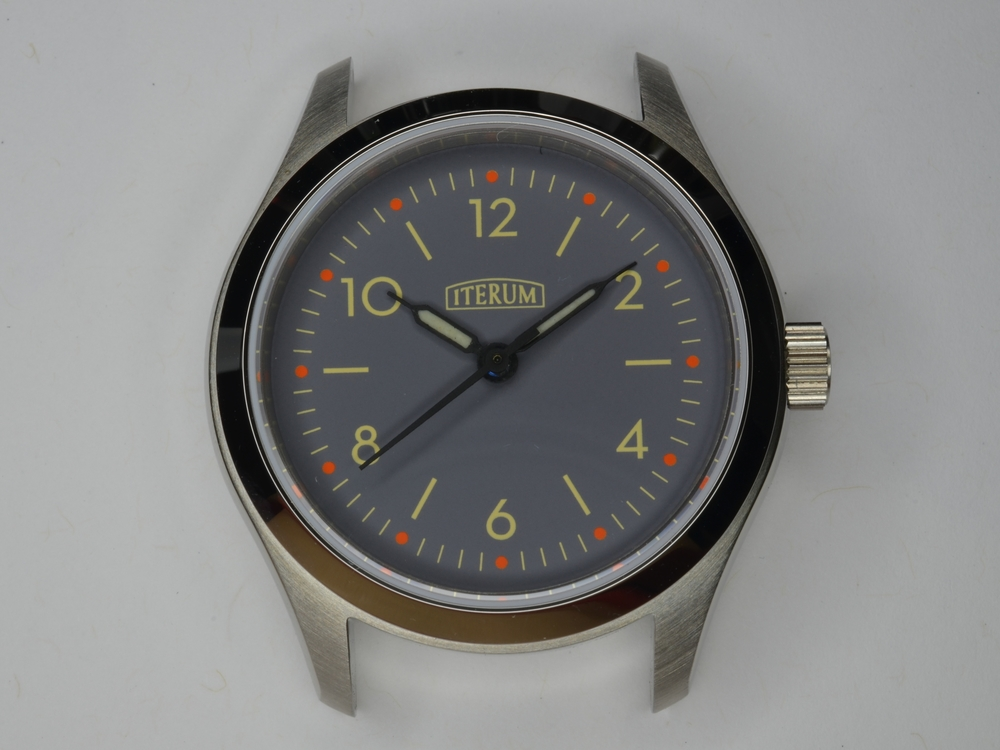 How is an Iterum watch created?
