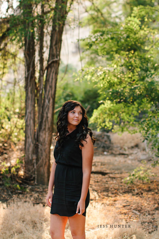 Yakima Senior Portraits / Jess Hunter Photography / West Valley High School 2014 Senior / Seattle Wedding Photographer