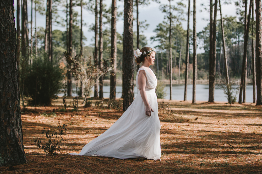 Southern wedding at Quail's Landing in Ashburn, Georgia photographed by Jess Hunter // Savannah, GA wedding photographer // Jacknsonville, FL wedding photographer, South Georgia wedding photography, North Florida wedding photography, Southern wedding traditions, wedding in the woods, first look wedding photos, emotional first look, artisitc wedding photography
