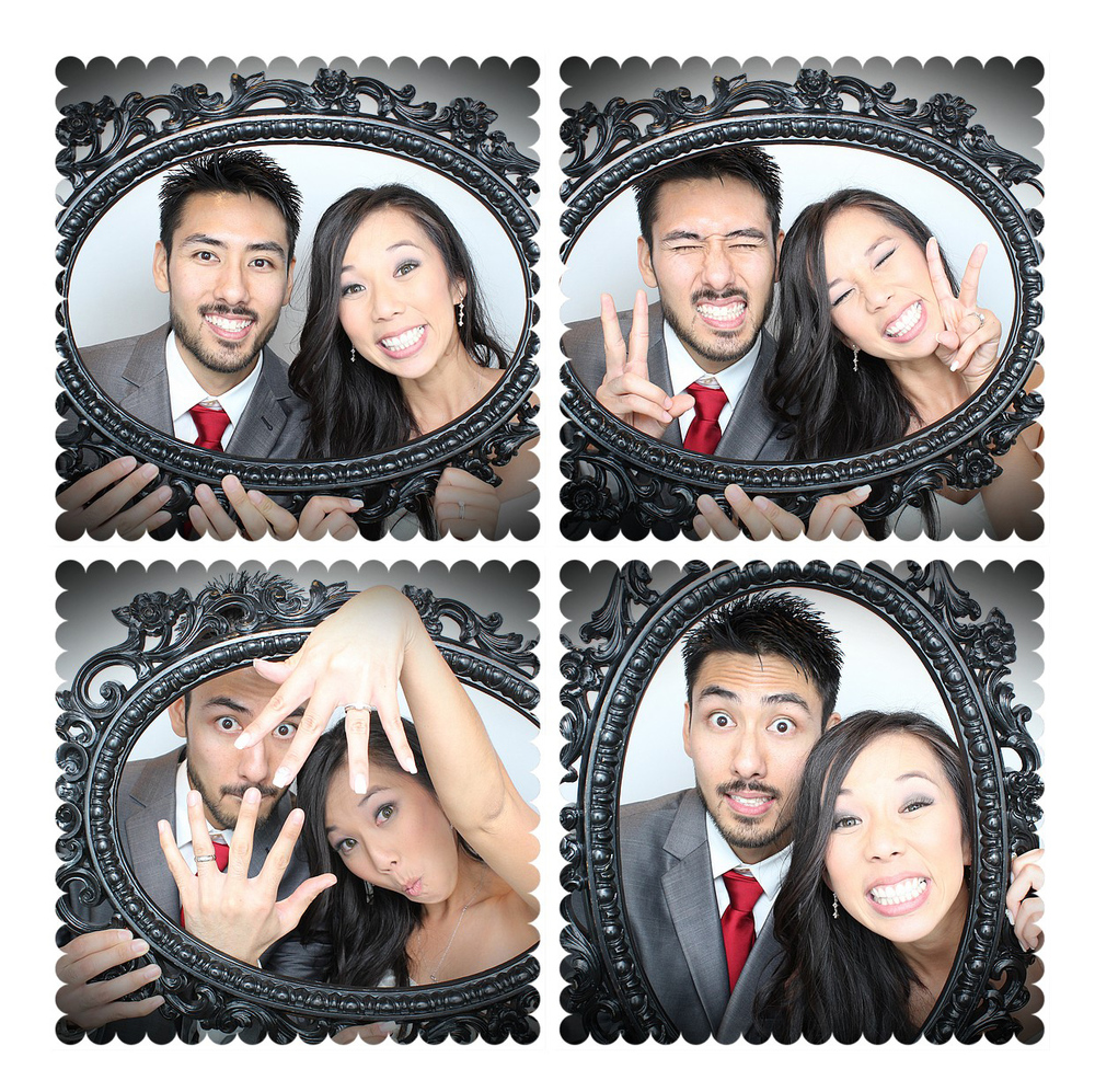 Oahu Wedding Photo Booth Koolau Ballrooms