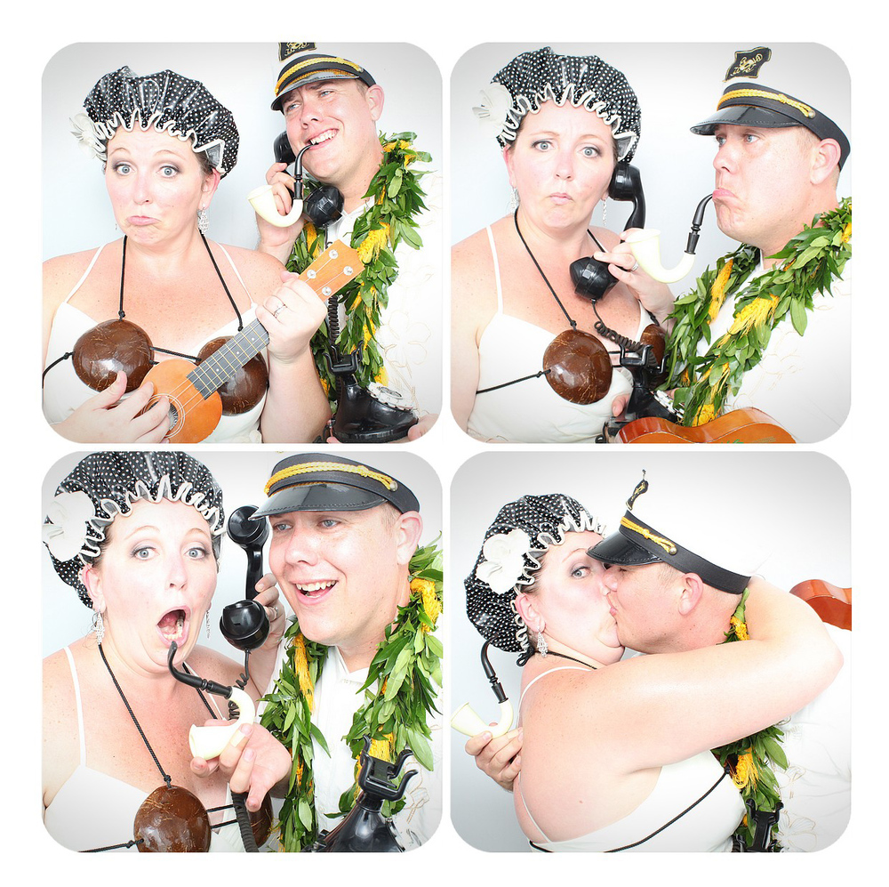 Oahu Photo Booth Kualoa Ranch