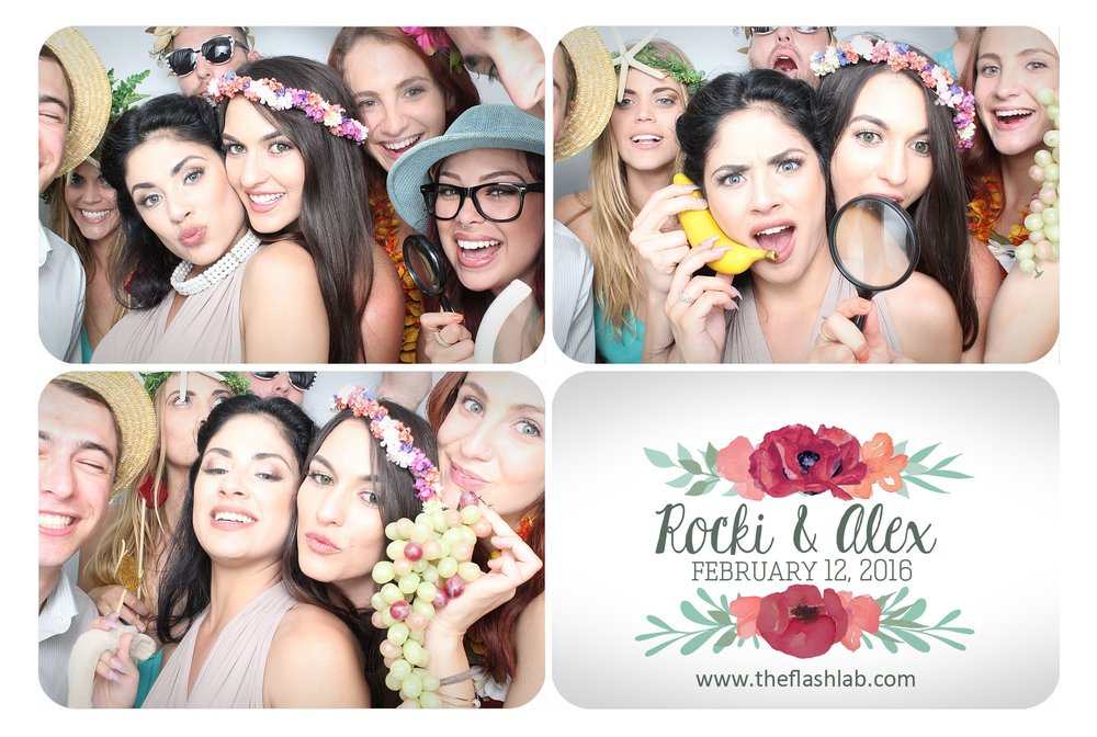 FlashLab Oahu Photo Booth