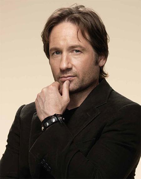 David Duchovny                                (Emmy)