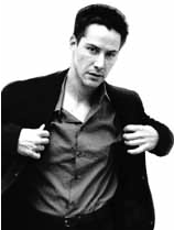Keanu Reeves                       (USA Weekend)