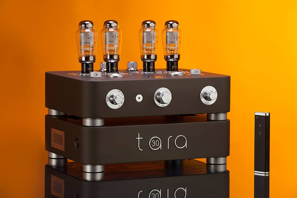 The Tara Reference Line Stage with EML 30B tubes.