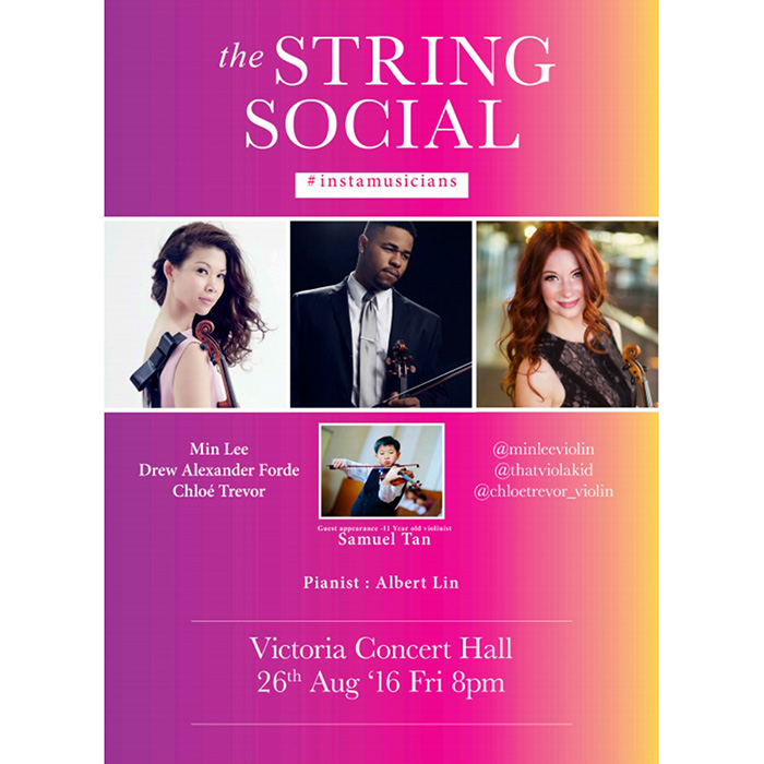 The String Social Concert -