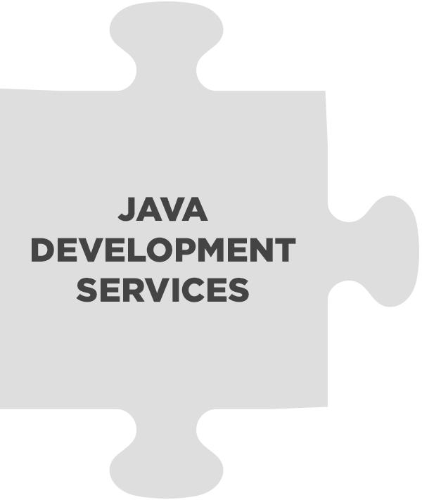 Enterprise Java Development Java Application Development Java Web Development Java Migration JSP Development Spring / Hibernate Development EJB Development