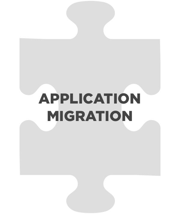 UI Modernization Platform Modernization Architecture Modernization Database Migrations Application Security Hardening Performance Optimization