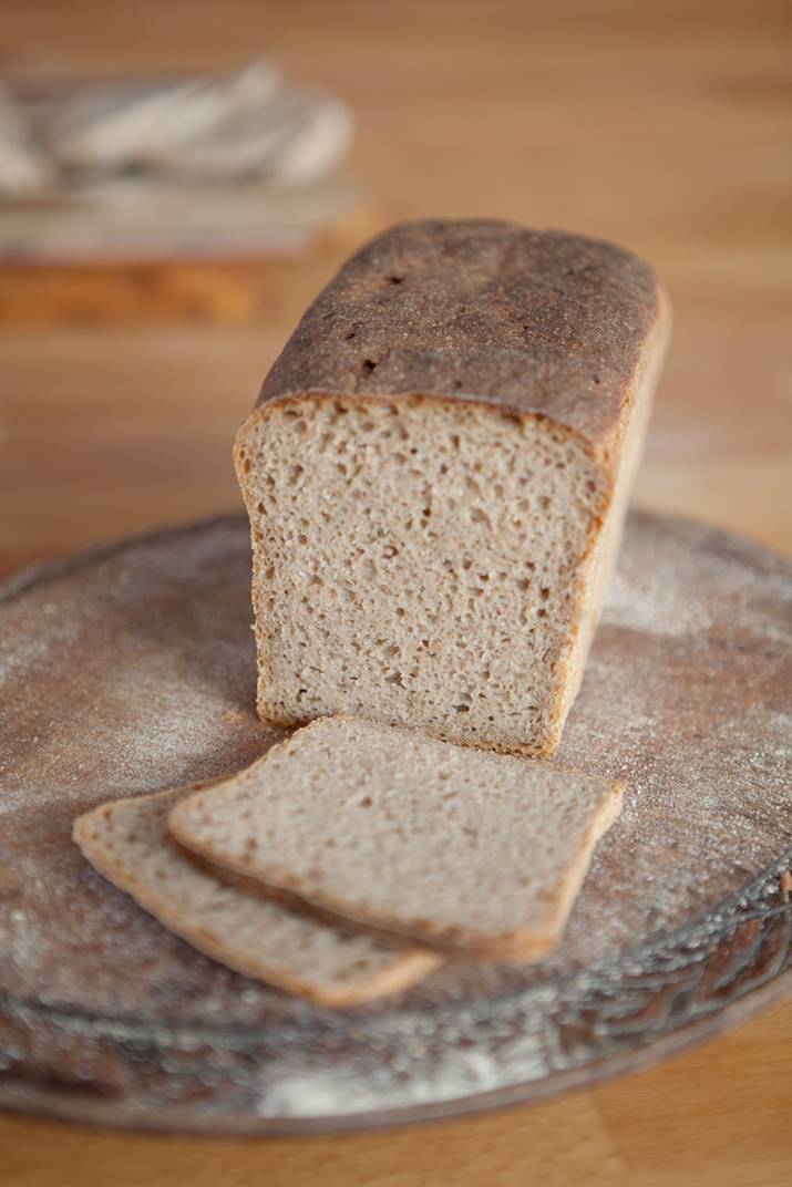 Rye bread – Photo © Jon Cherry